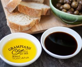 Grampians Olive Co. Toscana Olives - VIC Tourism