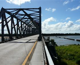 Burdekin River Bridge - VIC Tourism