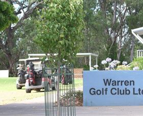 Warren Golf Club - VIC Tourism