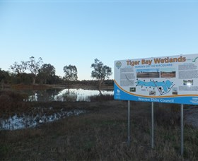 Tiger Bay Wetlands - VIC Tourism