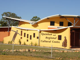 The Quinkan and Regional Cultural Centre - VIC Tourism