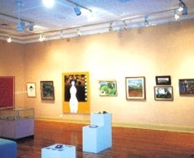 Griffith Regional Art Gallery - VIC Tourism