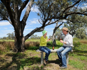 Restdown Wines and Walking Trail - VIC Tourism