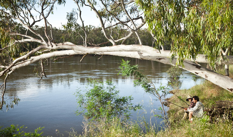 Murray Valley National Park - VIC Tourism