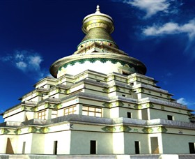 The Great Stupa of Universal Compassion - VIC Tourism