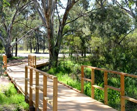 Green Corridor Walking Track - VIC Tourism