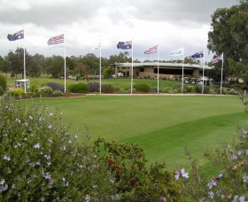 Tocumwal Golf Club - VIC Tourism