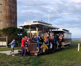 Portland Cable Trams - VIC Tourism
