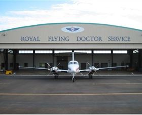 Royal Flying Doctor Service Dubbo Base Education Centre Dubbo - VIC Tourism