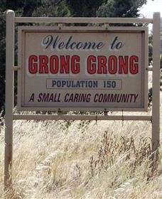 Grong Grong Earth Park - VIC Tourism