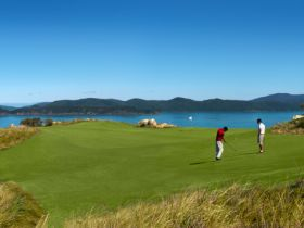 Hamilton Island Golf Club - VIC Tourism