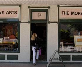 The Moree Gallery - VIC Tourism