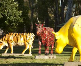 Greater Shepparton's Moooving Art - VIC Tourism