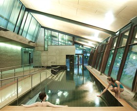 Hepburn Bathhouse  Spa - VIC Tourism