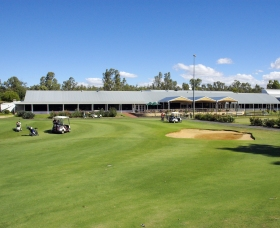 Yarrawonga Mulwala Golf Club Resort - VIC Tourism