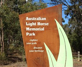 Australian Light Horse Memorial Park - VIC Tourism