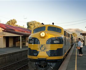 Seymour Railway Heritage Centre - VIC Tourism