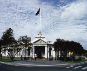 Museum of The Riverina - Historic Council Chambers Site - VIC Tourism