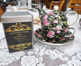 Country High Tea - VIC Tourism