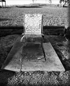 Grave of Yuranigh - VIC Tourism