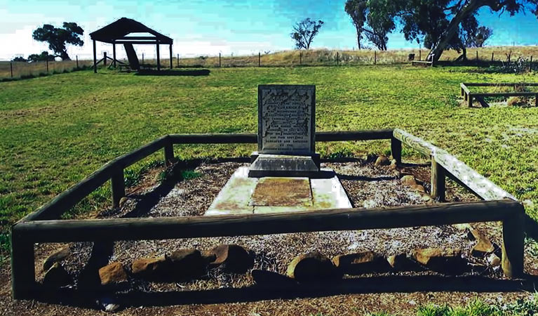 Yuranighs Aboriginal Grave Historic Site - VIC Tourism