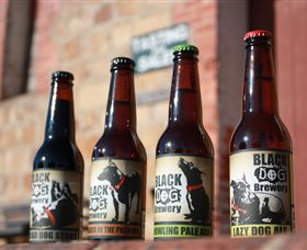 Black Dog Brewery - VIC Tourism