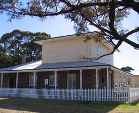 Restored Australian Inland Mission Hospital - VIC Tourism