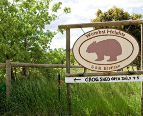 Wombat Heights Orchard and Grog Shed - VIC Tourism