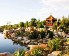 Lambing Flat Chinese Tribute Garden - VIC Tourism
