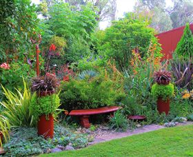 Out of Town Nursery and Humming Garden - VIC Tourism