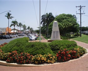 Yeppoon War Memorial - VIC Tourism