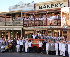 Beechworth Bakery - VIC Tourism