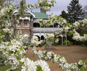 Saumarez Homestead - VIC Tourism