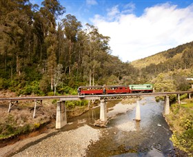 Walhalla Goldfields Railway - VIC Tourism