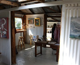 Tin Shed Gallery - VIC Tourism