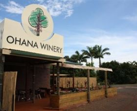 Ohana Winery and Exotic Fruits - VIC Tourism
