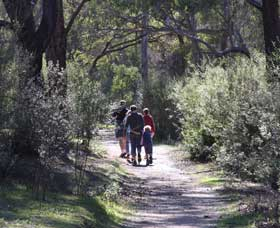 Syd's Rapids and Aboriginal Heritage Trail Avon Valley - VIC Tourism