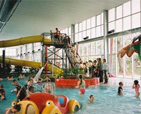 Springwood Aquatic and Fitness Centre - VIC Tourism