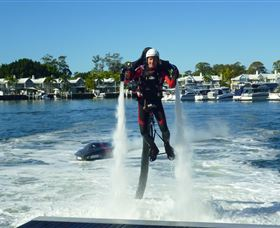 Jetpack Adventures - VIC Tourism