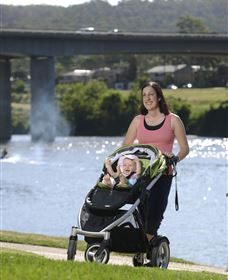 Great River Walk Penrith - VIC Tourism