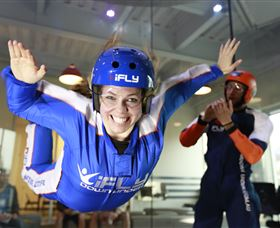 iFly Indoor Skydiving - VIC Tourism