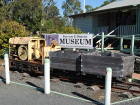 Burrum and District Mining Museum - VIC Tourism