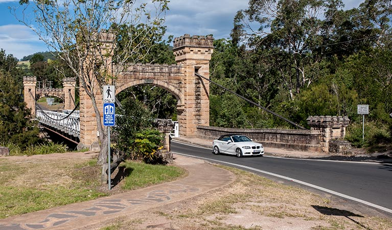 Coast to the Highlands scenic drive  Kangaroo Valley - VIC Tourism