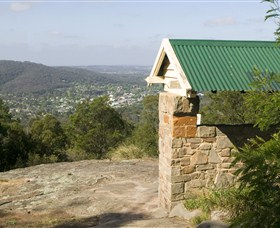 Mount Jellore Lookout - VIC Tourism