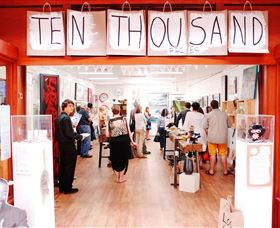 Ten Thousand Paces Gallery - VIC Tourism