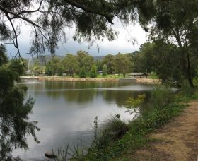 Lake Alexandra Reserve - VIC Tourism