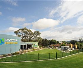 Snowy Mountains Hydro Discovery Centre - VIC Tourism