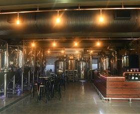 Pumpyard Bar and Brewery - VIC Tourism