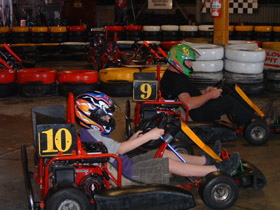 Indoor Kart Hire O'Connor - VIC Tourism