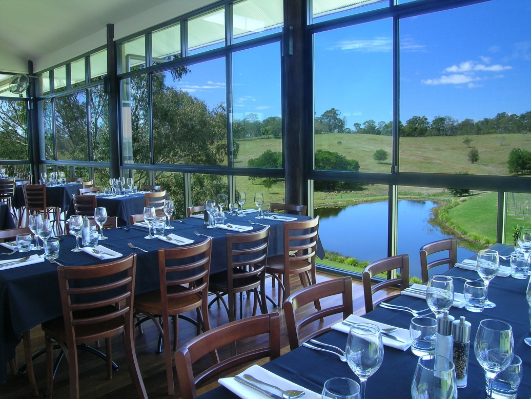 Ocean View Estates Winery and Restaurant - VIC Tourism